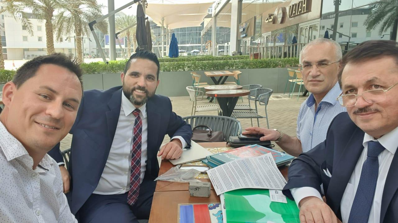 17 марта стартовала бизнес-миссия в ОАЭ