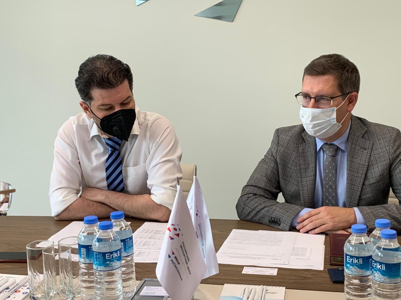 Бизнес-миссия североосетинских предпринимателей в городе Баку