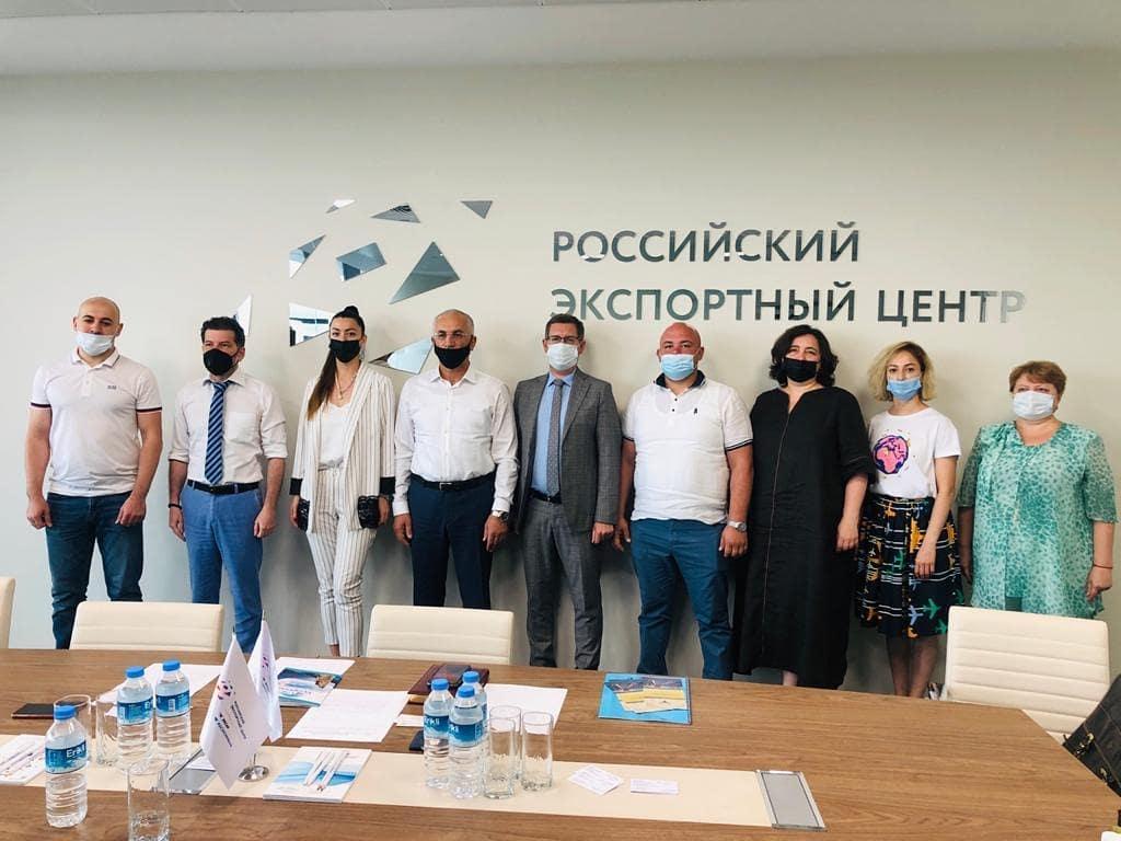 В Баку проходит бизнес-миссия предпринимателей Северной Осетии