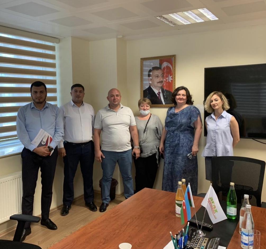 Второй день бизнес-миссии североосетинских предприятий в Баку